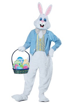 Easter Bunny Costumes for Adults - Deluxe