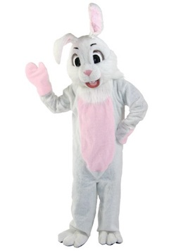 Easter Bunny Costumes for Adults - Mascot