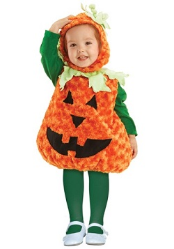 Halloween Cute Baby Pumpkin Costume