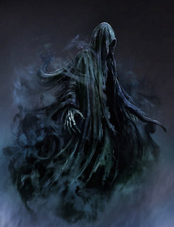 Harry Potter Dementor Costume for Adults and Kids