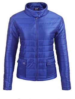 Netflix Stranger Things Barb Costume - blue jacket
