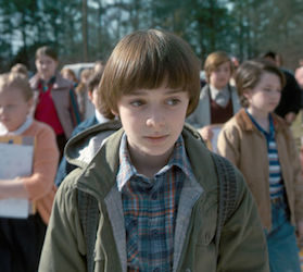 Netflix Stranger Things Will Byers Costume for Kids