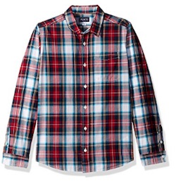 Netflix Stranger Things Will Byers Costume plaid shirt