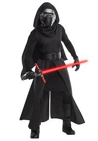 Star Wars Force Awakens Last Jedi Adult Kylo Ren Costume
