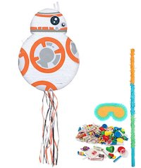 Star Wars BB-8 Party Decorations Balloons Supplies