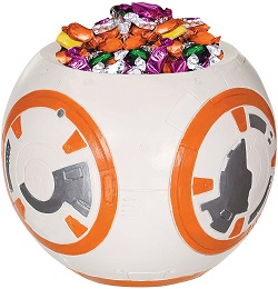 Star Wars The Last Jedi Party Supplies, Decorations, Balloons - BB-8 candy bowl