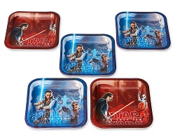 Star Wars The Last Jedi Party Supplies, Decorations, Balloons - plates