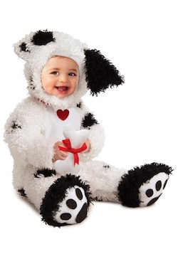 Celebrity Halloween Cruella De Vil Lauren Conrad Costume - Dalmation