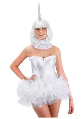 Celebrity Isla Fisher costume - unicorn horn