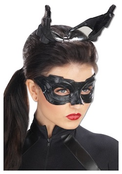 Celebrity Janet Jackson Catwoman costume for adults-mask