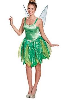 Celebrity Robin Hood Tinkerbell Fergie Costume