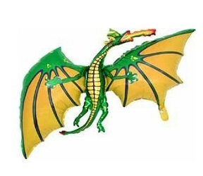 Game of Thrones Mother of Dragons Dragon Balloons