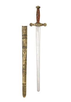 GOT - Viper vs Mountain Fight Costume - mountain knight sword