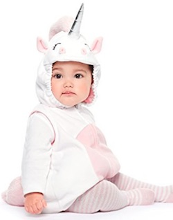Magical Cute Baby Unicorn Costume
