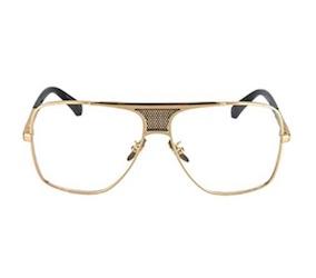 Netflix GLOW Producer Sam Costume for Men - glasses