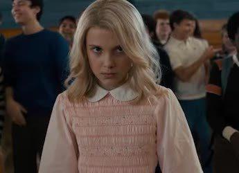 Netflix Stranger Things Eleven Costume for Kids