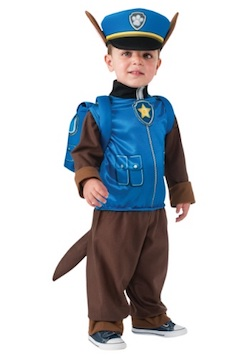 Paw Patrol Chase Costume for Kids