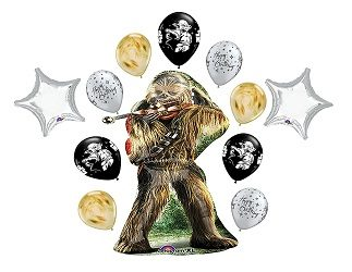 Star Wars Chewbacca Party Supplies