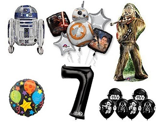 Star Wars Chewbacca Party Supplies -