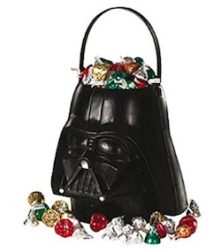 Star Wars Darth Vader Party Decorations Balloons - candy pail