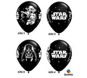 Star Wars Darth Vader Party Decorations Balloons