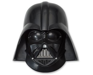 Star Wars Darth Vader Party Decorations Balloons - cake topper