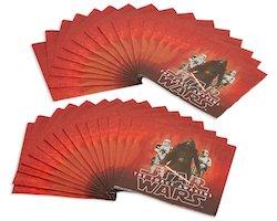 Star Wars Kylo Ren Party Supplies - napkins