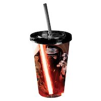 Star Wars Kylo Ren Party Supplies - cups