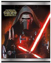 Star Wars Kylo Ren Party Supplies - loot bags