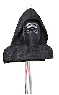 Star Wars Kylo Ren Party Supplies - pinata