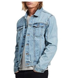 Netflix Stranger Things Billy Costume - denim jacket