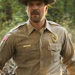 Stranger Things Jim Hopper Costume for Adults and Kids
