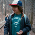 Netflix Stranger Thing Dustin Costume for Boys