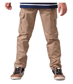 Netflix Stranger Things Dustin Costume - cargo pants