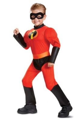 Dash Incredibles Toddlers Costume