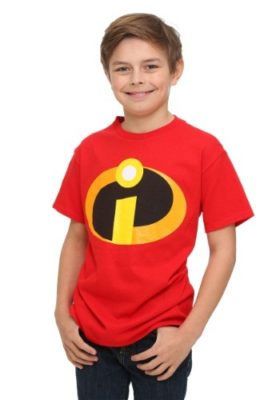 Dash Incredibles Costume TShirt for Boys