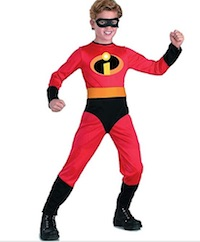 Official Licensed Incredibles Dash Suit