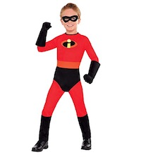 Dash Incredibles Costume with Accessories