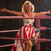 Glow Costume Debbie Eagen Liberty Belle Dress Costume