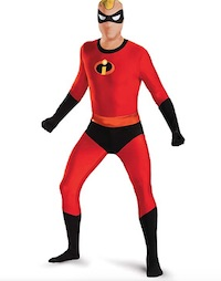 Mr. Incredible Bodysuit Costume