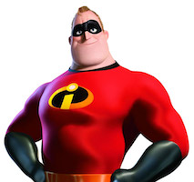 Incredibles Bob Parr Mr. Incredible Costume Ideas for Adults