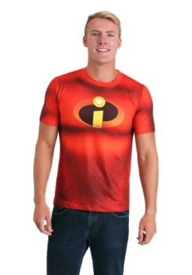 The Incredibles Sublimated Mens Shirt