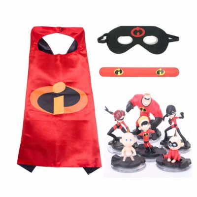 Mr. Incredible Costume Set