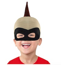 Incredibles Jack Jack Superhero Wig for kids