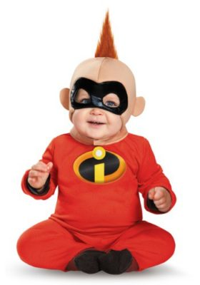 Baby Jack Jack Incredibles Costume
