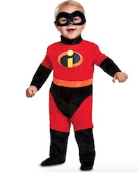 Classic Kids Jack Jack Incredibles Costume