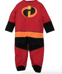 Jack Jack Incredibles Baby Costume