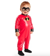 Toddler's Incredibles Jack Jack Costume
