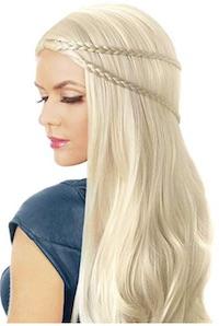 Deluxe Khaleesi Daenerys Blond Wig
