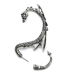 GOT - Khaleesi Dragon Earring